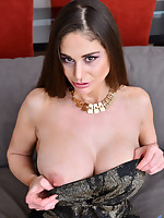 Anilos.com - Freshest mature women on the net featuring Anilos Cathy Heaven milf cum