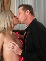 Anilos.com - Freshest mature women on the net featuring Anilos Alana Luv fucking anilos