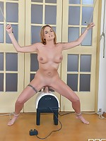 Fucked By A Machine - New Face Stuffs Her Pussy And Asshole free photos and videos on DDFNetwork.com