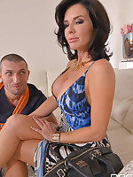 Hardcore Pastimes: Squirting Milf Fucked On The Couch! free photos and videos on DDFNetwork.com
